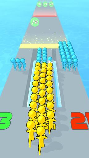 Runner Pusher apktreat screenshots 2
