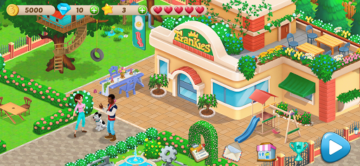 Food Country - Cooking, Renovate Story screenshot 4