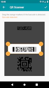 QR & Barcode Reader (Pro) v2.6.9-L MOD APK by TeaCapps 5
