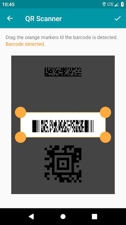 QR & Barcode Reader (Pro)  poster 4
