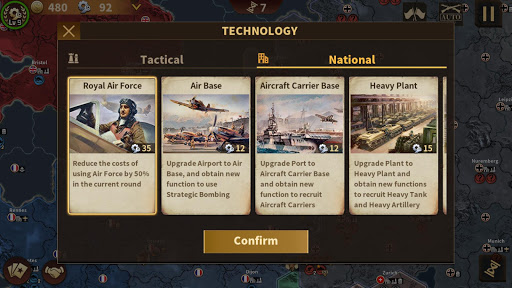 Glory of Generals 3 - WW2 Strategy Game  screenshots 24