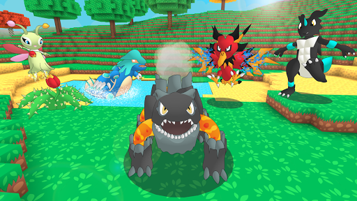 trainer of monster: collect & craft screenshot 2