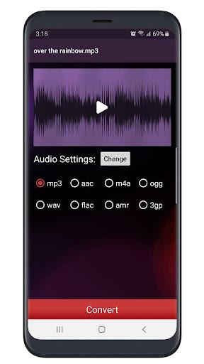 MP3 Cutter and Audio Merger  Screenshots 15