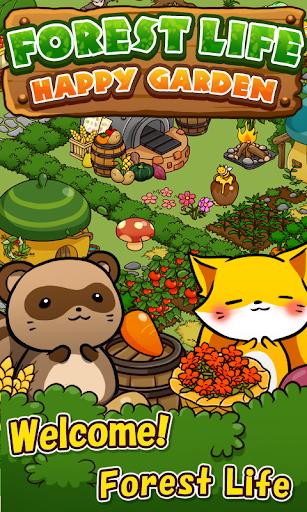 Happy Garden - pets animals games apkpoly screenshots 5