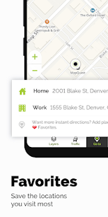 MapQuest: Directions, Maps & GPS Navigation Screenshot