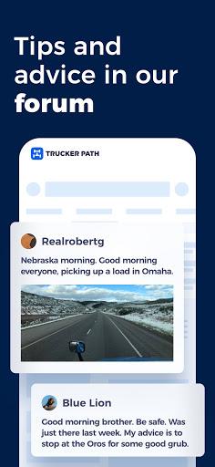 Trucker Path: Truck GPS Truck Stops Weigh Stations apktram screenshots 7