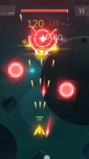 Shootero u2013 Space Shooting Attack 2020 modavailable screenshots 9