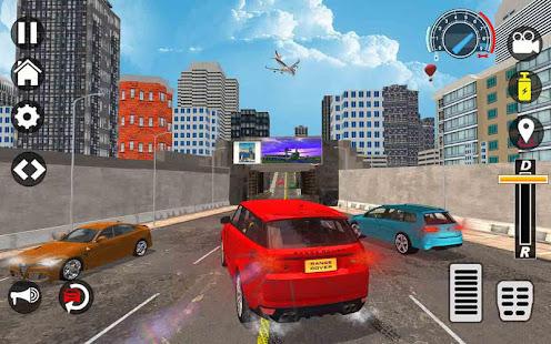 Rover Sport Super Car: Speed Drifter  Screenshots 3