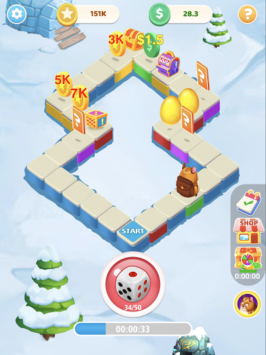 Happy Dice - Lucky Rolling 1.0.5 screenshots 11