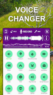 Voice changer sound effects (PRO) 1.3.7 Apk 3