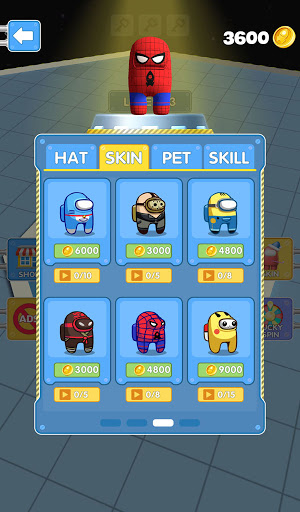 Imposter Smashers - Fun io games apktram screenshots 4