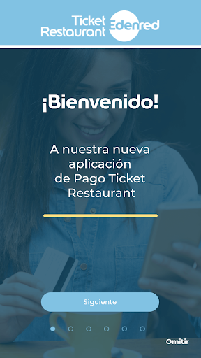 Ticket Restaurant Chile  Screenshots 1