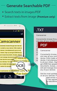 CamScanner HD - Scanner, Fax screenshots 4
