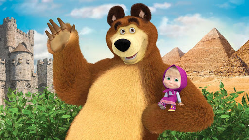 Masha and the Bear: Evolution 1.1.7 screenshots 6