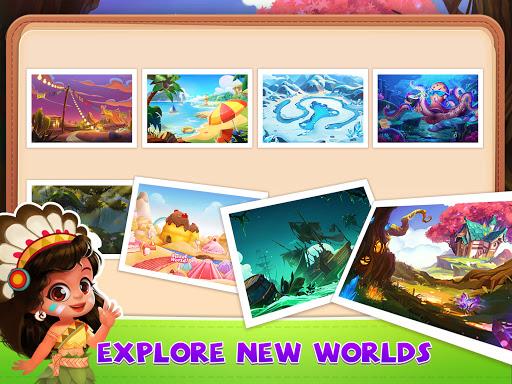 Solitaire TriPeaks Adventure - Free Card Game 2.3.1 screenshots 10