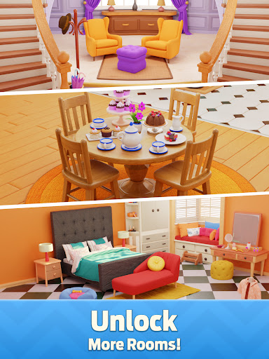 Mergedom: Home Design 0.6.3 screenshots 13