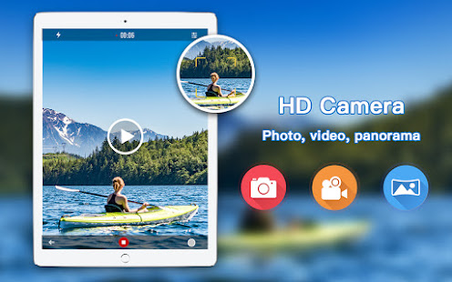 HD Camera - Best Filters Cam with Editor & Collage 2.6.4 Screenshots 1