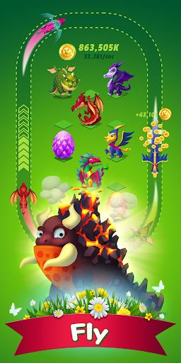 Dragons Evolution - Best Merge Idler 2.1.15 screenshots 5