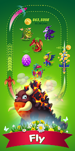 Dragons Evolution – Best Merge Idler🐉 2.1.11 Apk + Mod 5