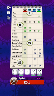 Yatzy Offline and Online - free dice game 3.3.19 screenshots 1