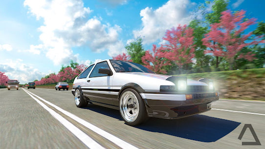 Driving Zone: Japan MOD (Unlimited Money) 3