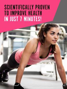 Workout for Women | Weight Loss Fitness App by 7M screenshots 9