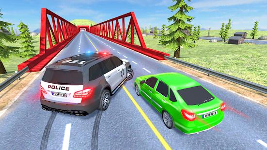 Luxury Police Car 1.5 screenshots 2