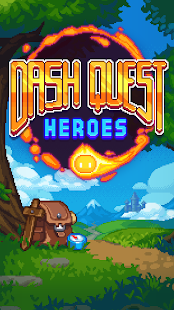 Dash Quest Heroes Screenshot