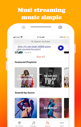 New Musi Simple Music Streaming Guide hack tool