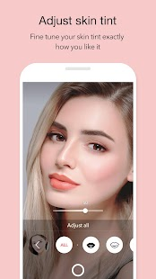 LOOKS - Real Makeup Camera Screenshot