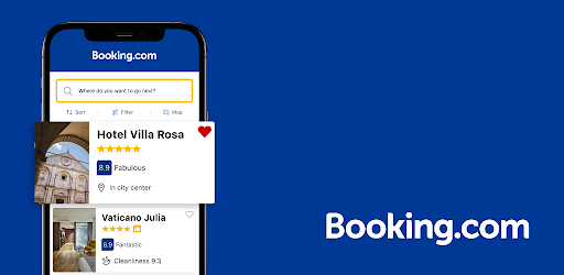 Booking.com: Hotels and more .APK Preview 0
