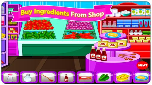 Baking Pizza - Cooking Game  screenshots 5