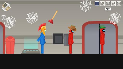 Impostor Craft Playground: Red Ragdoll 1.0.2 screenshots 2