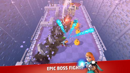 Dashero: Archer Sword 3D - Offline Arcade Shooting android2mod screenshots 21
