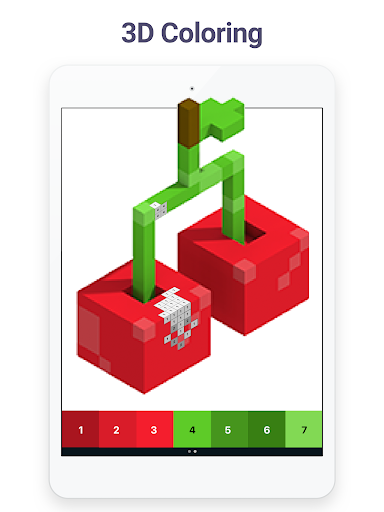 Pixel Art: Color by Number screenshots 11