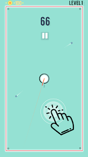 Screenshot dell'interruttore dei muri