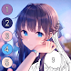 Painting Book-Coloring by number,relax games - Androidアプリ