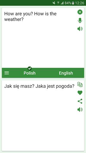 Download APK: Polish English Translator v4.7.4 [Paid]