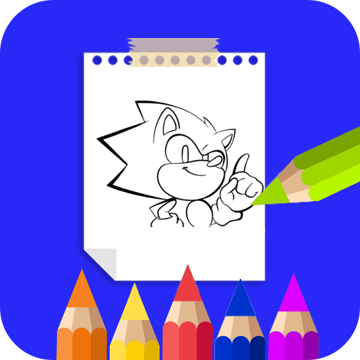 Baixar Coloring Book For Sonic para Android