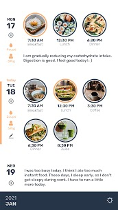 Otter – Diet Diary 2
