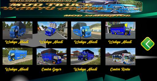 Mod Truk Wahyu Abadi  Screenshots 3