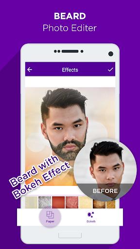 Beard Photo Editor 7.0 screenshots 1