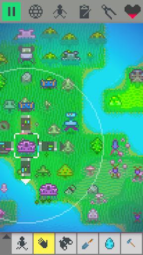 Code Triche Vilmonic - Évolution d'une Vie de Pixels APK MOD (Astuce) screenshots 5