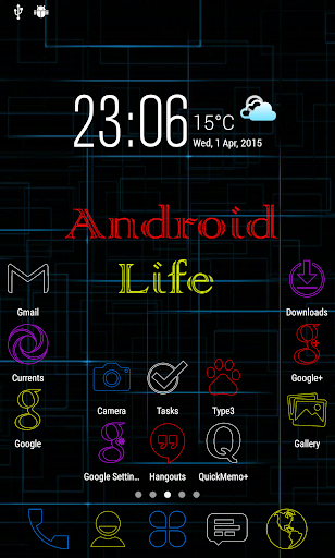 Type-3 Icon Pack For PC Windows (7, 8, 10, 10X) & Mac Computer Image Number- 7
