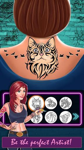 Ink Tattoo Master- Tattoo Drawing & Tattoo Maker 1.0.2 Screenshots 3