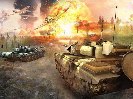 Real Battle of Tanks 2021: Army World War Machines 1.0.1 screenshots 6