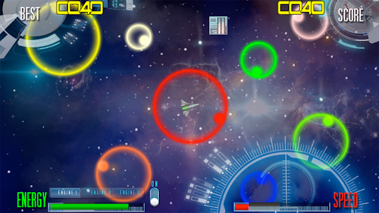 Space Energy Circles Hack Game Android & iOS 4