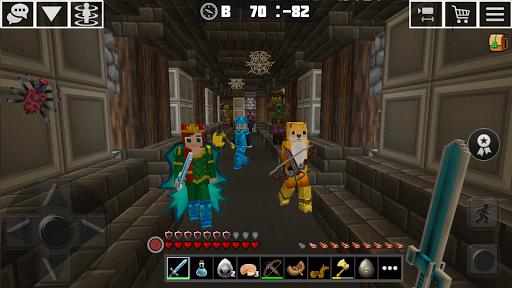 Multicraft: Block Craft Mini World 3D Apkfinish screenshots 5