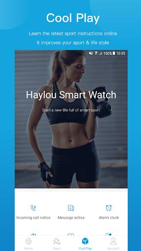 Haylou Sport 1.0.7 Screenshots 3