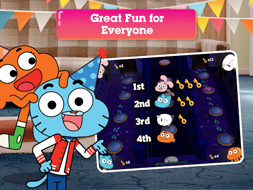 Gumball's Amazing Party Game  Screenshots 24